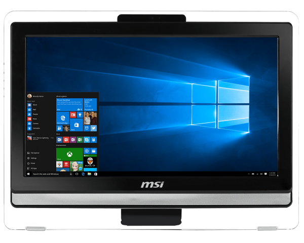 MSI PRO 20E Intel Touch All-in-One PC