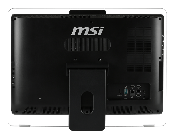 MSI PRO 20E Intel Touch All-in-One PC 2